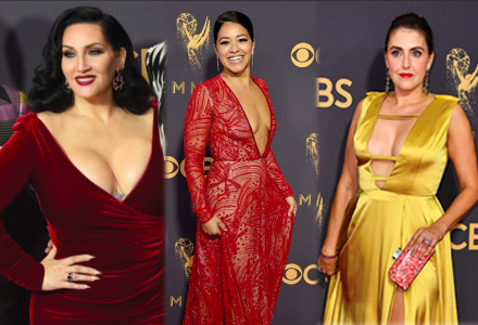NARCISA PHERES Fine Jewelry Shinning Bright at The Emmy Awards