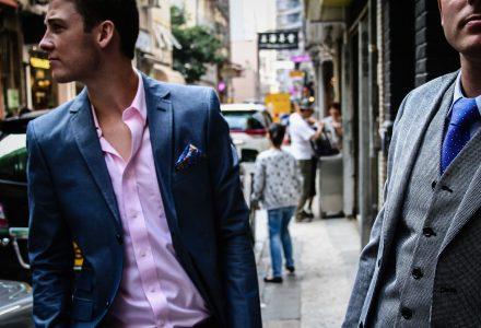 Hong Kong Men's Fashion Fall Trends