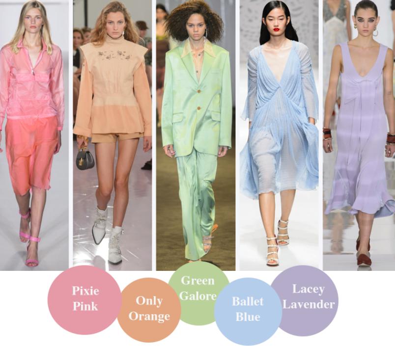 Summer Dresses Trends 2018