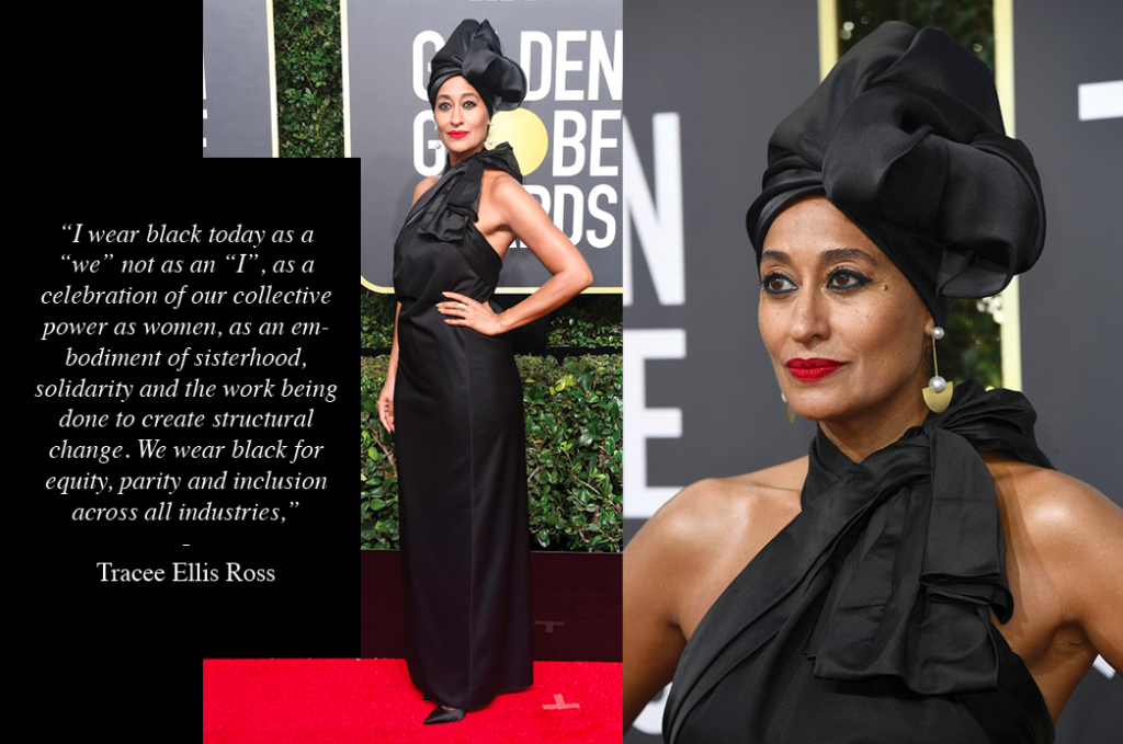 Golden Globes Tracee Ellis Ross